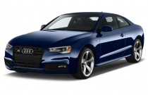 2015 Audi S5 2-door Coupe Auto Premium Plus Angular Front Exterior View
