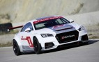 Audi TT Gets Its Own Racing Series: Video