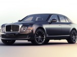 2015 Bentley Mulsanne Blue Train by Mulliner