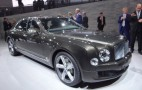 2015 Bentley Mulsanne Speed Revealed With 530 HP And 811 LB-FT Of Torque: Paris Auto Show Live Photos
