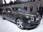 2015 Bentley Mulsanne Speed, 2014 Paris Auto Show
