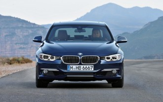 2012-2015 BMW 3-Series Recalled To Fix Exterior Lighting Software Glitch