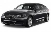 2015 BMW 5-Series Gran Turismo 5dr 535i Gran Turismo RWD Angular Front Exterior View