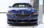 2015 BMW Alpina B6 xDrive Gran Coupe: 2014 New York Auto Show Live Photos