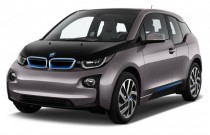 2015 BMW i3 4-door HB Angular Front Exterior View