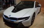 2015 BMW i8 Live Photo Gallery: 2013 Frankfurt Auto Show