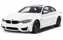 2015 BMW M4 2-door Coupe Angular Front Exterior View