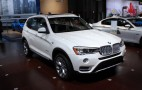 2015 BMW X3: Live From The 2014 New York Auto Show