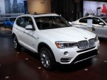 2015 BMW X3 xDrive 28d, 2014 New York Auto Show