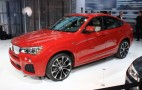 2015 BMW X4 Revealed, Priced From $45,625: Live Photos