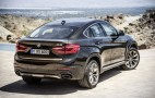 2015 BMW X6: Rear-Drive Option, Fresh Face
