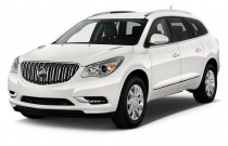 2015 Buick Enclave FWD 4-door Convenience Angular Front Exterior View