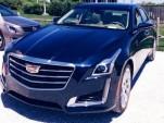 2015 Cadillac CTS (Image via @VeraSweeney)