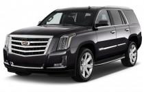 2015 Cadillac Escalade 4WD 4-door Luxury Angular Front Exterior View
