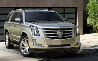 GM Online Sales, Gov Shutdown Selling Tool, 2015 Escalade: What's New @ The Car Connection