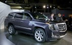 2015 Cadillac Escalade Priced From $72,690