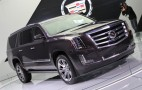 2015 Cadillac Escalade: 2013 L.A. Auto Show Video