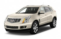 2015 Cadillac SRX FWD 4-door Premium Collection Angular Front Exterior View
