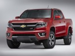 2015 Chevy Colorado, GMC Canyon Prices: $21K And Up, $5K Lower Than Full-Size Pickups