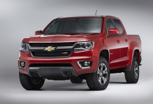 2015 Chevy Colorado, GMC Canyon Mid-Size Pickups Almost Here