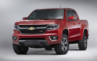 2015 Chevy Colorado Priced From $21,890