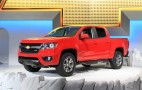2015 Chevy Colorado Mid-Size Pickup To Offer Diesel Option