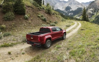 2015 Chevrolet Colorado, GMC Canyon Recalled To Fix Electrical Glitch