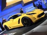 2015 Chevrolet Corvette Z06 live photos, 2014 Detroit Auto Show