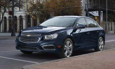 Chevy Cruze Near Me >> 2015 Chevrolet Cruze (Chevy) Safety Review and Crash Test