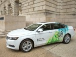 2015 Chevrolet Impala To Be Offered As Bi-Fuel Model With Natural-Gas Tank