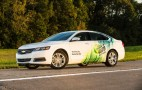 Natural-Gas Powered 2015 Chevy Impala To Start At $38,210