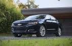 2015 Chevrolet Impala Gets Start-Stop, But Hybrid 'Eco' Gone