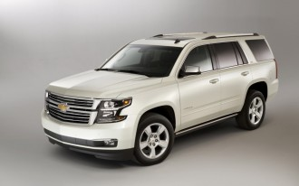 2015 Chevrolet Tahoe, GMC Yukon Earn Top Crash-Test Ratings