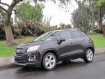 2015 Chevrolet Trax: First Drive
