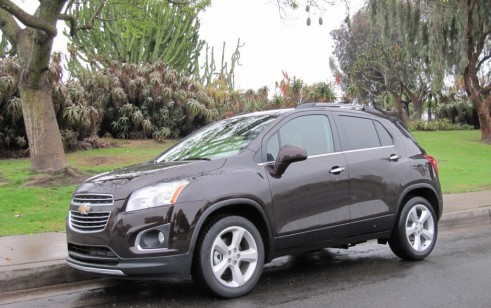 2015 Chevrolet Trax Vs Honda Hr V Mazda Cx 3 Jeep Renegade Mini