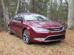 2015 Chrysler 200, Catskill Mountains, NY, Dec 2014