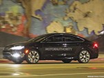 2015 Chrysler 200 spy shots