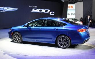 2015 Chrysler 200 Video Preview: 2014 Detroit Auto Show