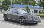 2015 Chrysler 300 Spy Shots