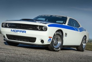 2015 Dodge Challenger DragPak