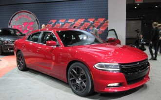 2015 Dodge Charger First Look: Live Photos