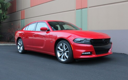 2015 Dodge Charger vs Chrysler 300 Ford Taurus Hyundai Genesis