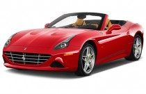 2015 Ferrari California 2-door Convertible Angular Front Exterior View