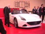 2015 Ferrari California T at launch event in Modena, Italy