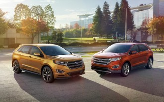 2015 Ford Edge: First Drive