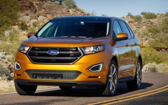 2015 Ford Edge Video Road Test