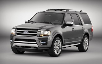 2015 Ford Expedition Getting Turbo V-6 For Higher Power, MPG