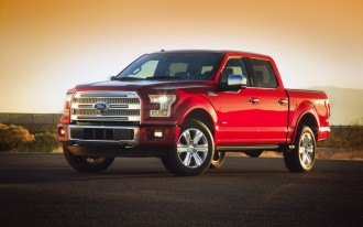 2015 Ford F-150 Recalled To Fix Flawed Steering: 12,328 Trucks Affected