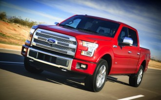 2015 Ford F-150: Top Full-Size Truck Gas Mileage—Not Counting Diesel