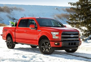 2015 Ford F-150 SFE: Highest Gas Mileage Model For Aluminum Pickup